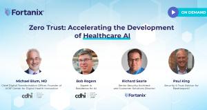 Zero Trust: Accelerating the Development of Healthcare AI